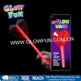 Glow Heart Wand for Party Valentines Day, Glow Stick