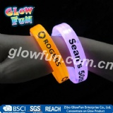 Logo Printed Glow Stick Bracelet for Promotion Toy