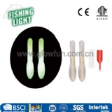 1-inch Glow Sticks Tip Float Night Fishing