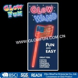 Glow Fly National Flag Wand