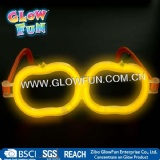 Glow Sticks Pumpkin Shaped Glasses Light Party